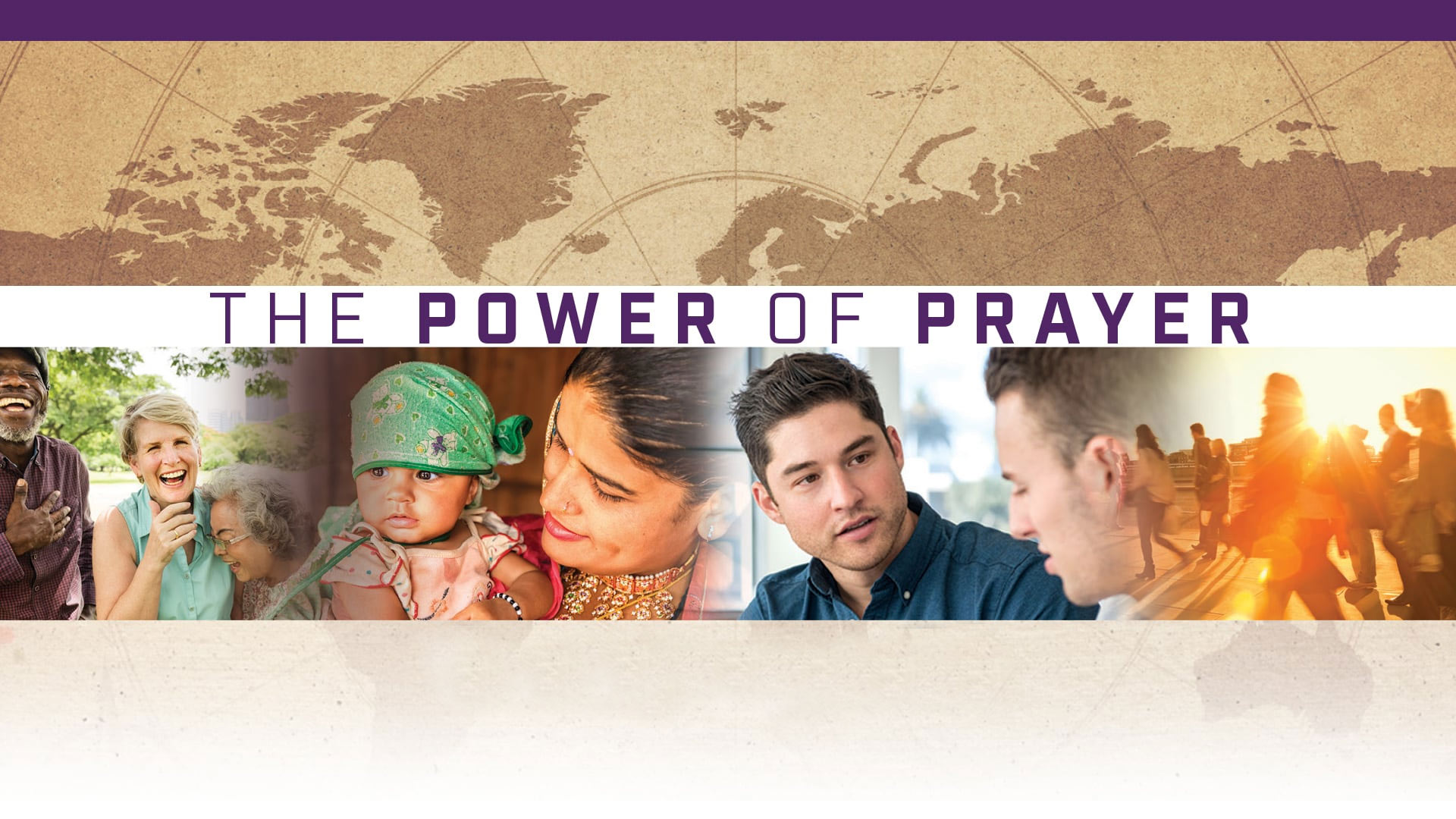 Power of Prayer Sermon Series