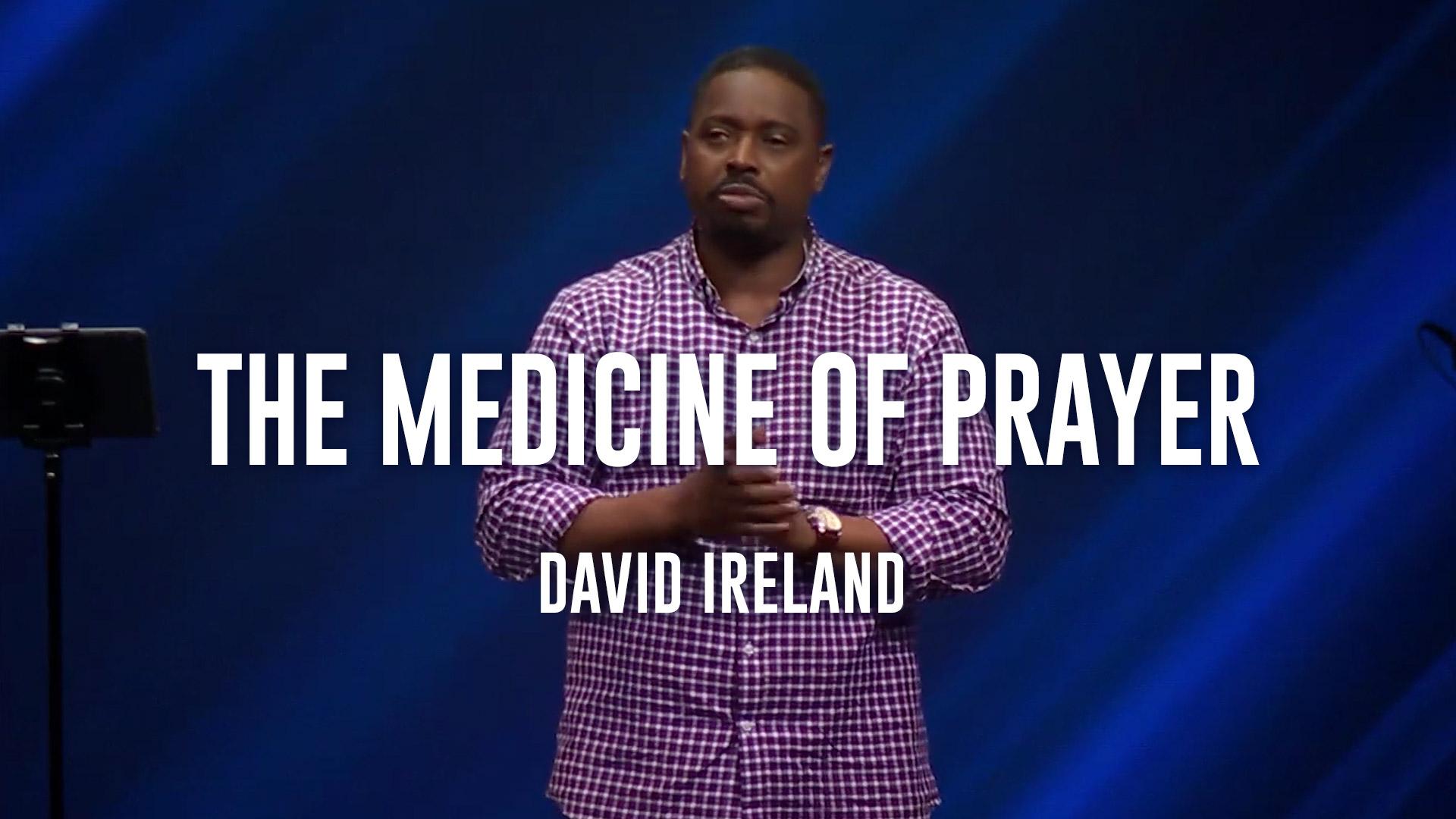 The Medicine of Prayer