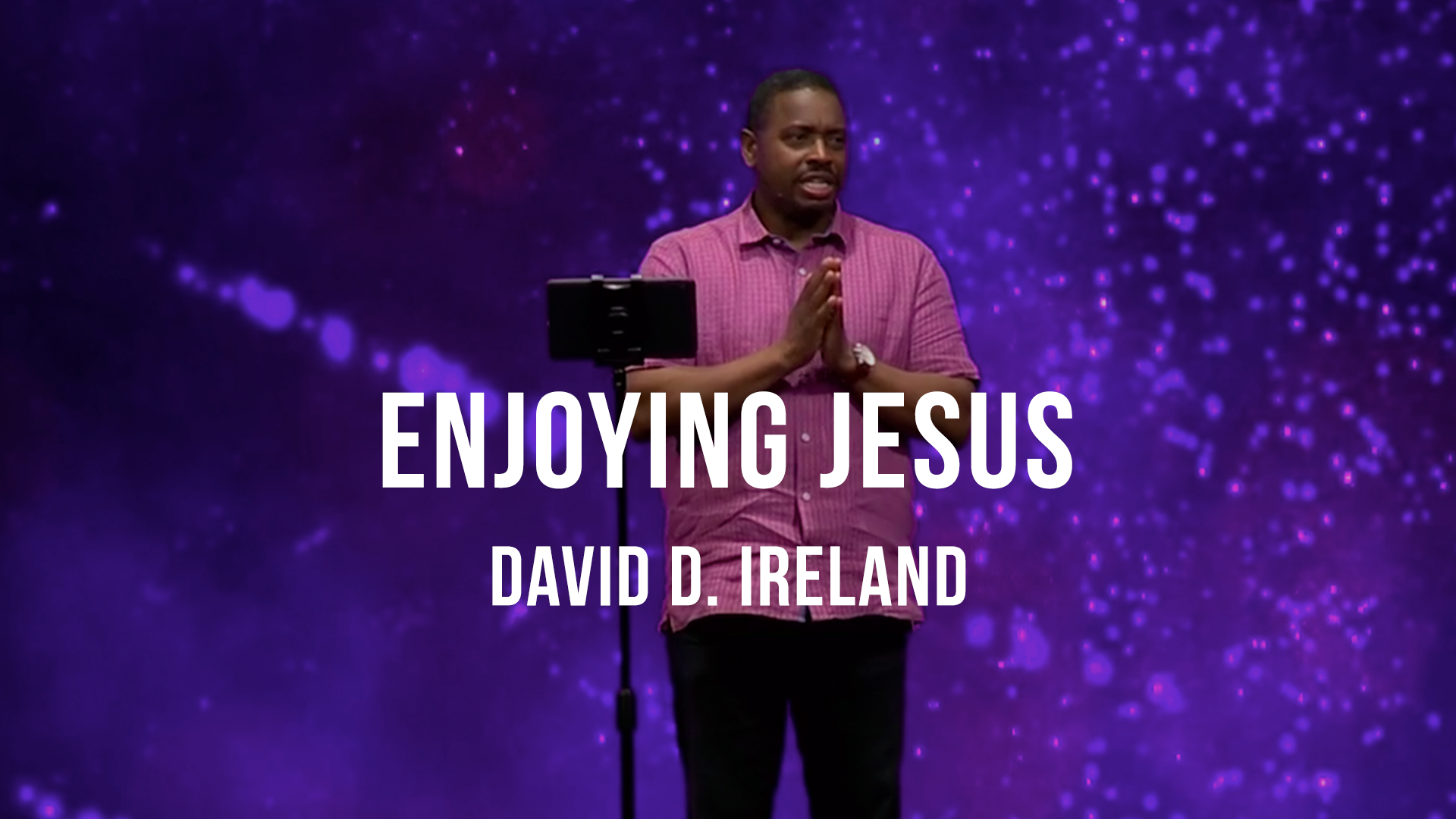Enjoying Jesus
